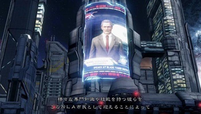 Xenoblade Chronicles X – Maurice Character Screenshots