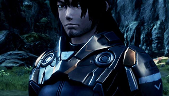 Xenoblade Chronicles X – Lao and Douglas Character Screenshots