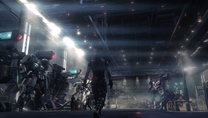 Xenoblade Chronicles X – Neo Los Angeles Areas Screens and Footage