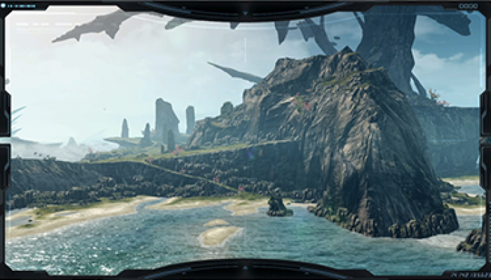 Xenoblade Chronicles X – Hopper Camera Screenshots and Footage