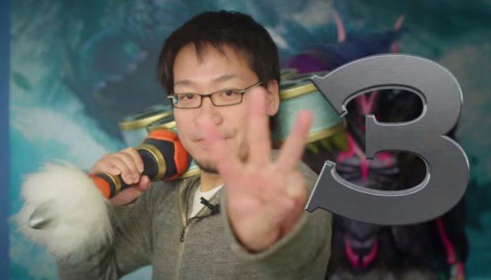 Monster Hunter 4 Ultimate – Kaname Fujioka's Top 3 Monsters