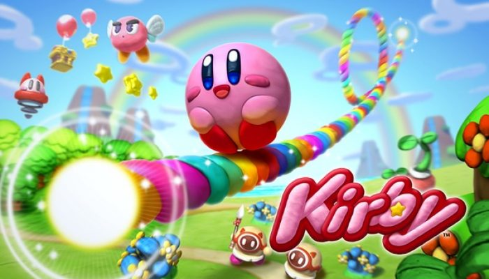 NoA: 'Experience Kirby's Most Clay-Ful Adventure Yet In Kirby And The Rainbow Curse'