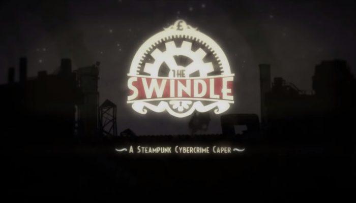 The Swindle – Console Announcement Trailer