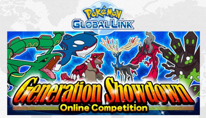 Pokémon: 'Sign Up Now for the Generation Showdown!'