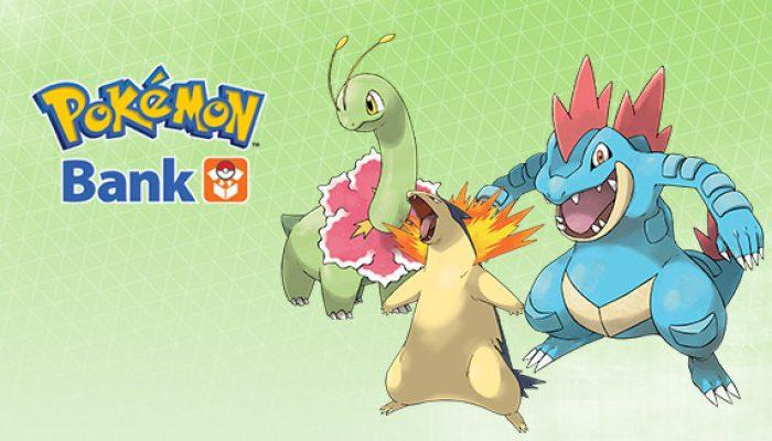 Pokémon: 'Bank on Three Awesome Pokémon!'