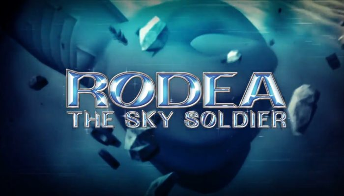 Rodea the Sky Soldier – Announcement Message and Trailer