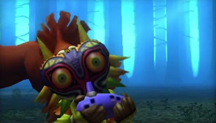The Legend of Zelda : Majora's Mask 3D – Bande-annonce L'heure est venue