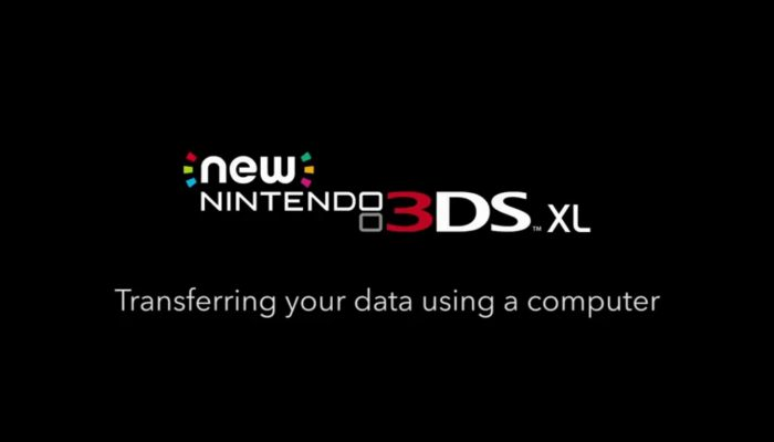 New Nintendo 3DS XL – System Transfer