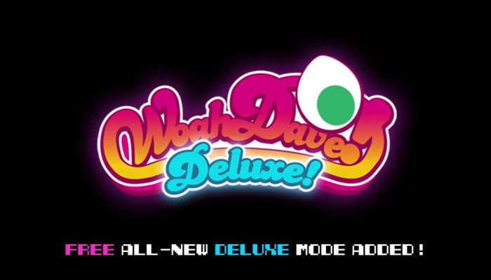 Woah Dave! Deluxe! – Reveal Trailer