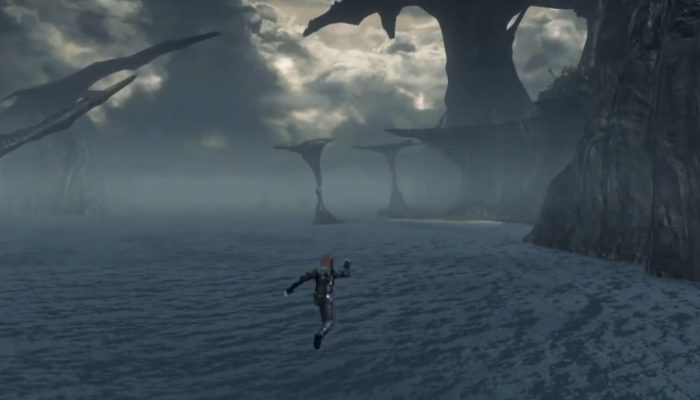 Xenoblade Chronicles X – Time and Weather Screens and Footage
