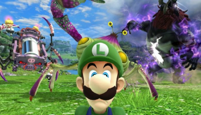 Here are the results of the second Super Smash Bros. for Wii U photo event on Miiverse