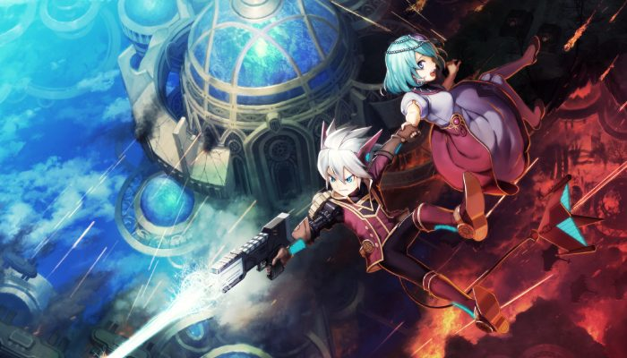 Rodea the Sky Soldier – Japanese Character Art and Screenshots