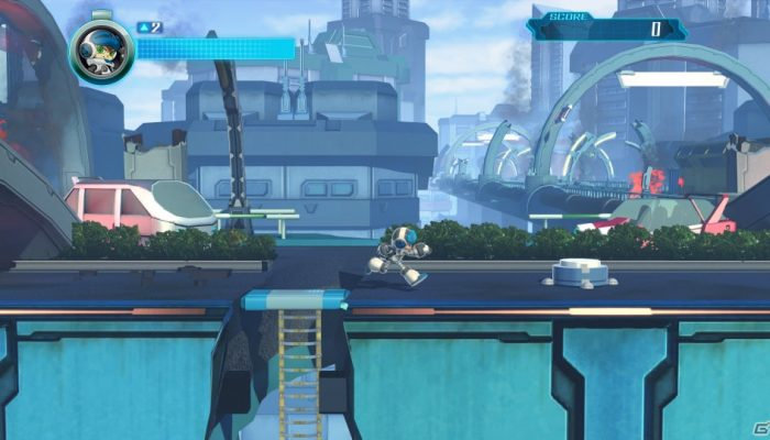 Mighty No. 9 – Inti Creates Fan Festa 2015 Screenshots