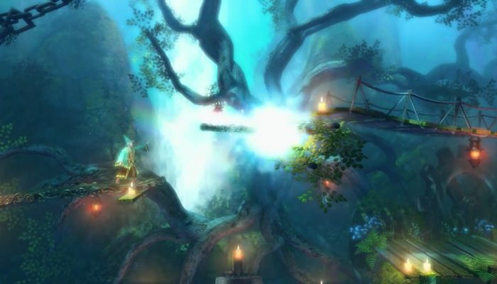 Trine Enchanted Edition – Nintendo eShop Trailer