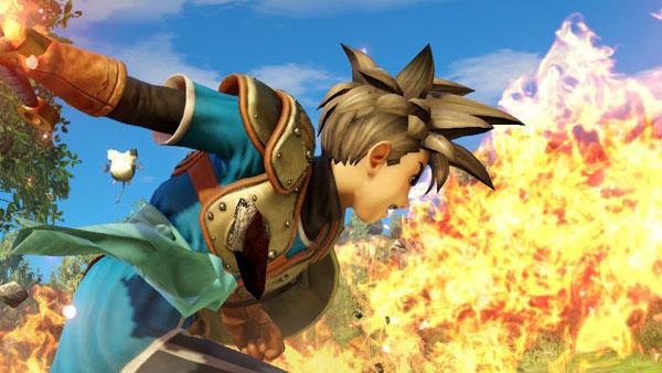 Media Create Top 50 Dragon Quest Heroes