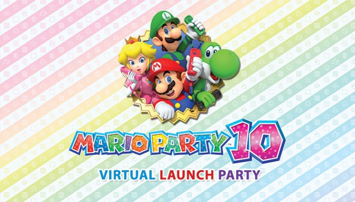 NoA: 'Mario Party 10 virtual launch party'