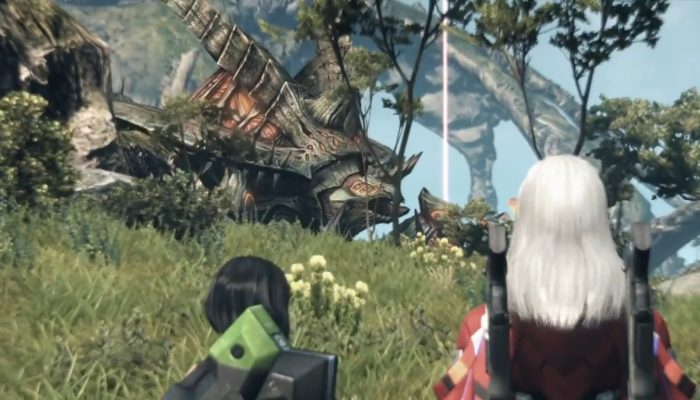 Xenoblade Chronicles X – Japanese Overed Encounter Footage