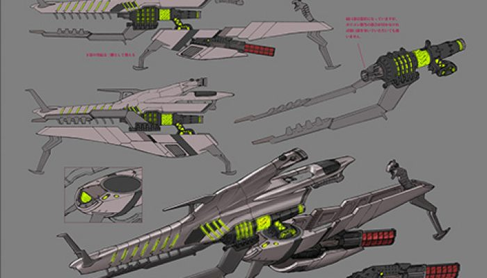 Xenoblade Chronicles X – Fourth Set of Rough Concept Art