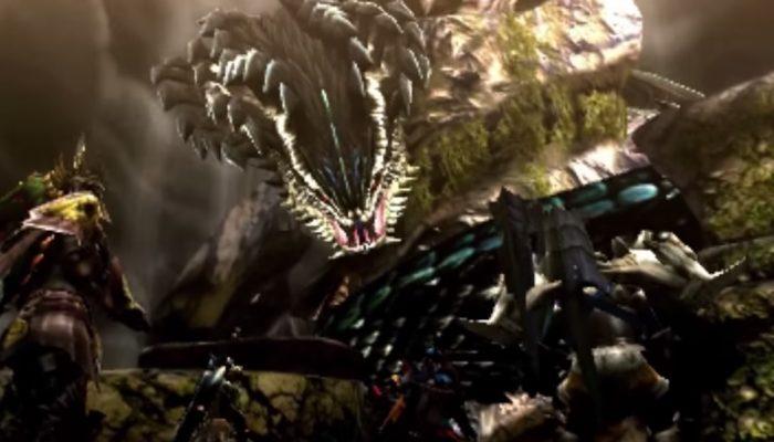 Monster Hunter 4 Ultimate – Bande-annonce Dalamadur