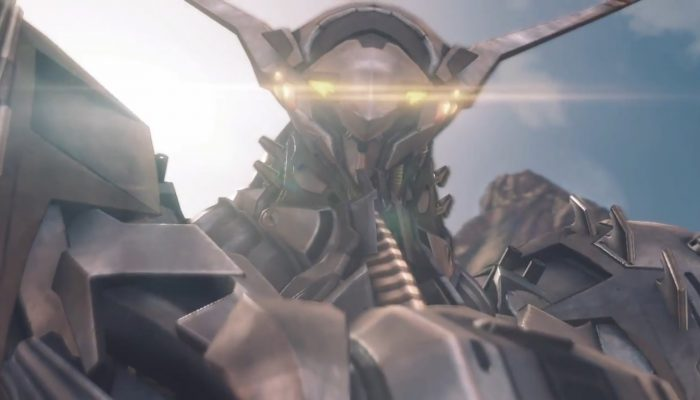 Xenoblade Chronicles X – Japanese Battle Presentation