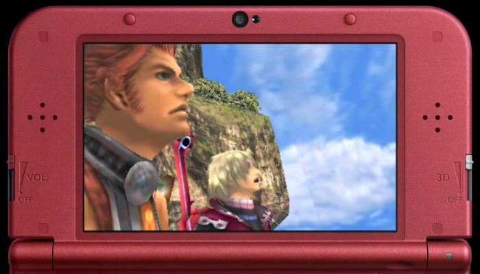Xenoblade Chronicles 3D – Heir to the Monado Trailer