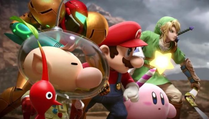 Nintendo UK: 'Super Smash Bros. Invitational Tournament to take place at the 2015 MCM Birmingham Comic Con'