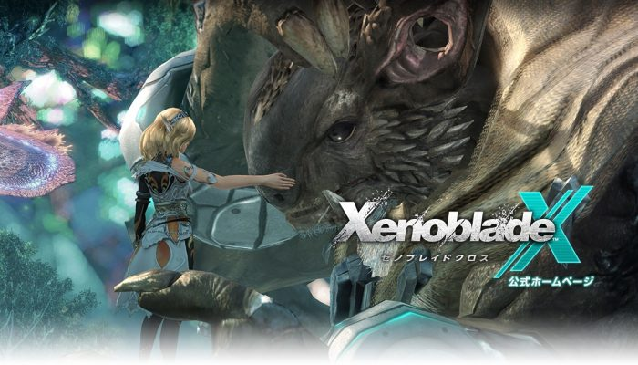 Xenoblade Chronicles X – Sweet Official Backgrounds