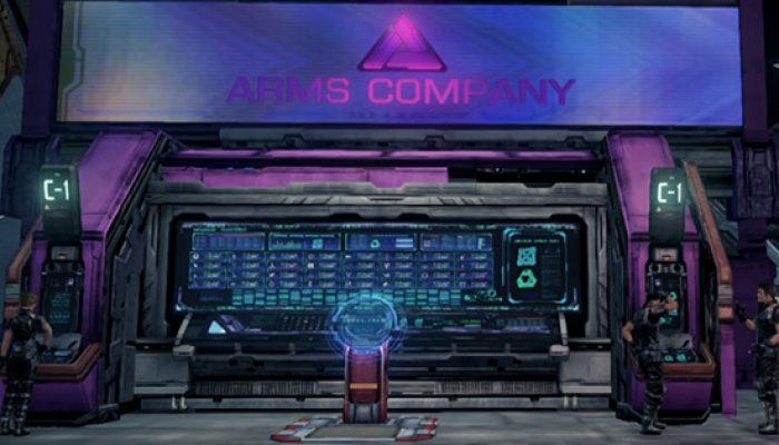 Xenoblade Chronicles X – Arms Company Screenshots