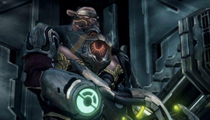 Xenoblade Chronicles X – Alien Races Screenshots