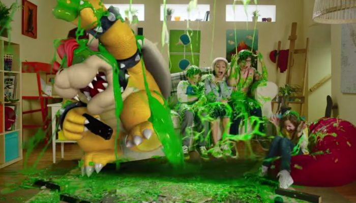 Mario Party 10 – Kids Choice Awards TV Commercial
