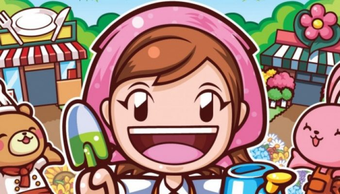 NoE: 'Get ready for fun with Mama at our new Cooking Mama: Bon Appétit and Gardening Mama: Forest Friends websites!'