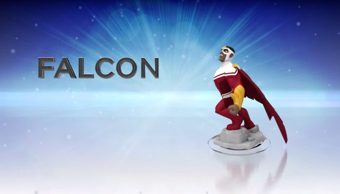 Disney Infinity 2.0 – Falcon and Loki Trailers