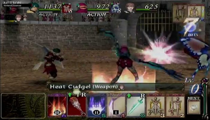 Baten Kaitos II, An RPG Battle System In The Spirit Of Fighting Games