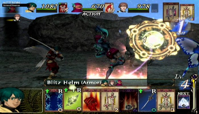 Baten Kaitos II, Just some Baten Kaitos II combat
