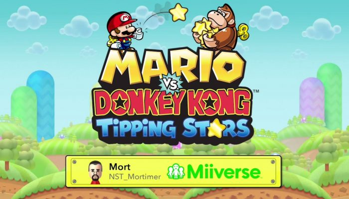 Mario vs. Donkey Kong: Tipping Stars – Level Creation