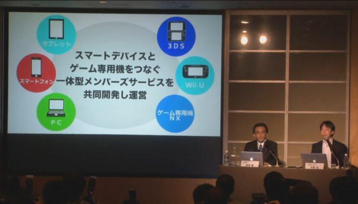 Nintendo Co., Ltd. DeNA Co., Ltd. Business and Capital Alliance Announcement Video