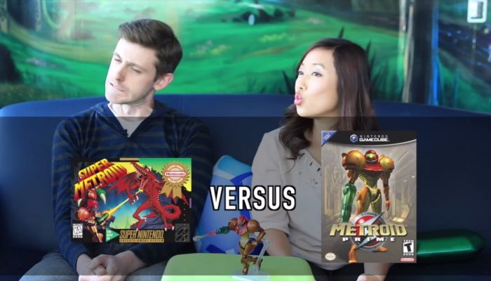 Nintendo Minute – Debate: Super Metroid vs. Metroid Prime