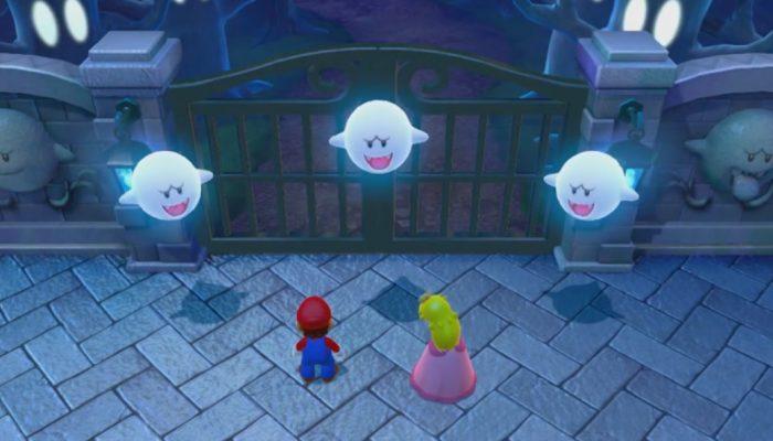 Mario Party 10 – Minijeu Coup de filet chez les Boo
