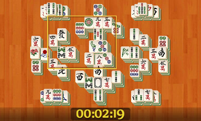 Nintendo eShop Downloads Europe Shanghai Mahjong