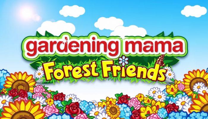 Gardening Mama : Forest Friends – Bande-annonce de sortie