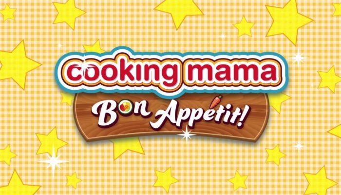Cooking Mama : Bon Appétit ! – Bande-annonce de lancement