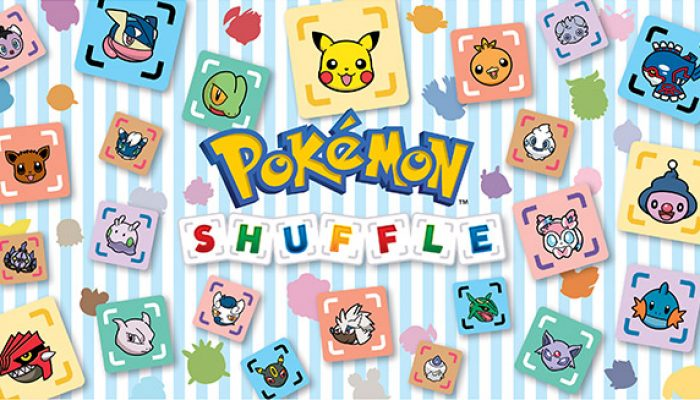 Pokémon: 'Updated Version of Pokémon Shuffle Now Available'