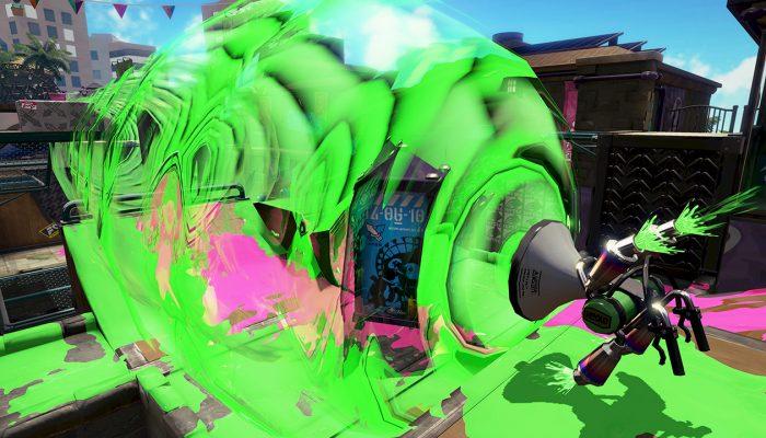 Splatoon – Latest Screenshots
