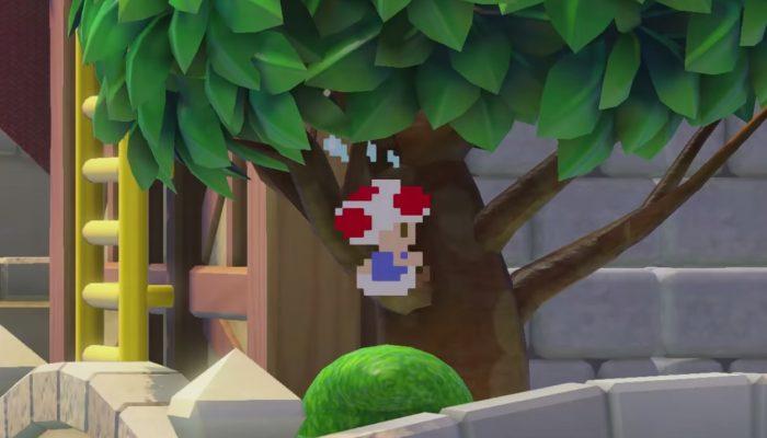 Captain Toad : Treasure Tracker – Bande-annonce amiibo