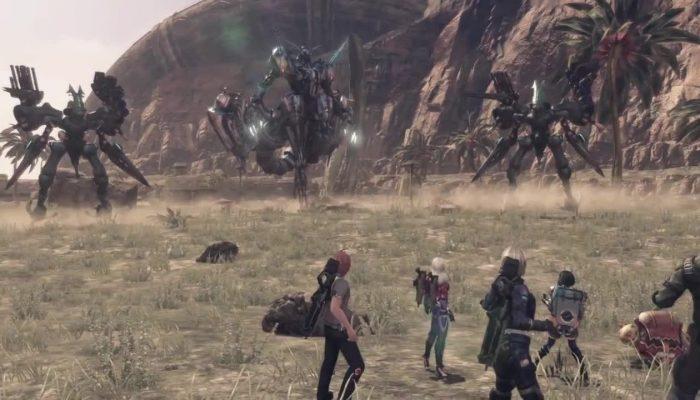 Xenoblade Chronicles X – Enter The Bad Mechs Screencaps