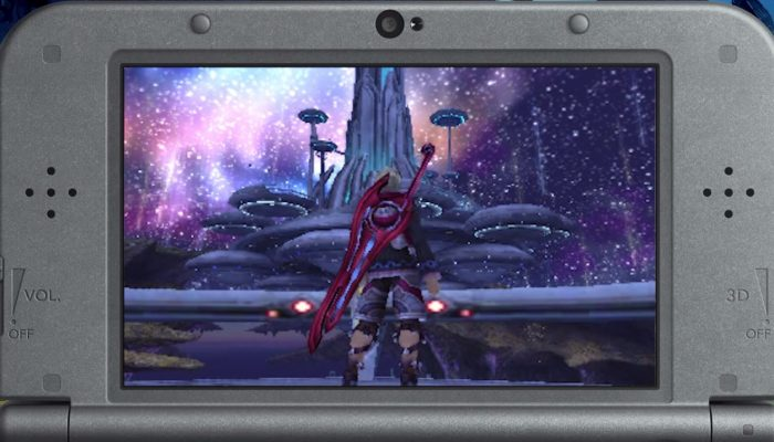 Xenoblade Chronicles 3D – Tour d'horizon