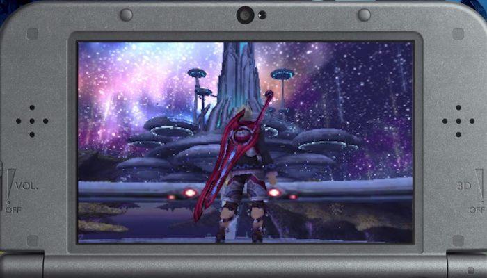 Xenoblade Chronicles 3D – Tour d'horizon