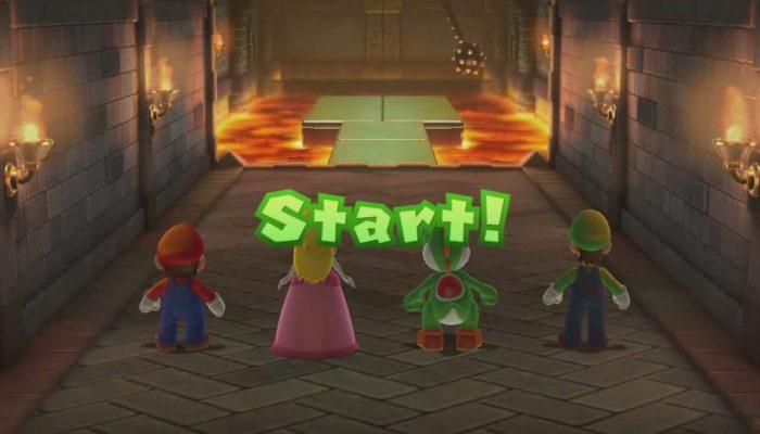 Mario Party 10 – Minijeu Ruée épineuse