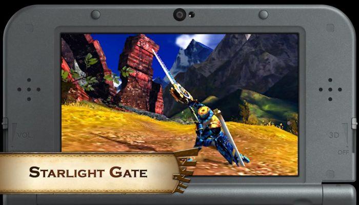 Monster Hunter 4 Ultimate – March DLC Pack Trailer