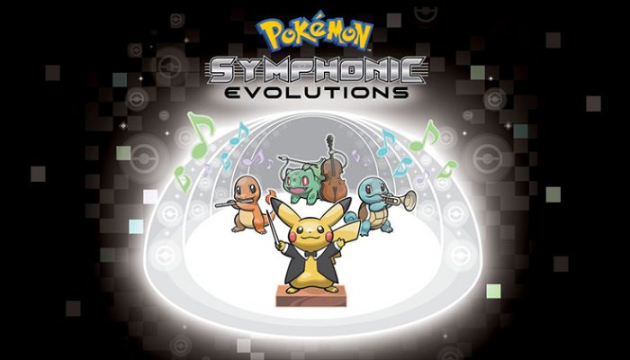 NoA: 'Pokémon: Symphonic Evolutions tour dates announced'